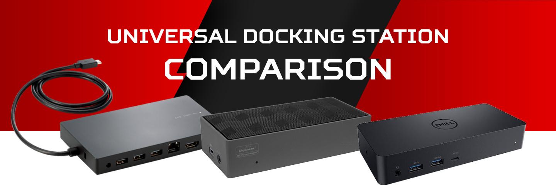 Universal Docking Station Comparison