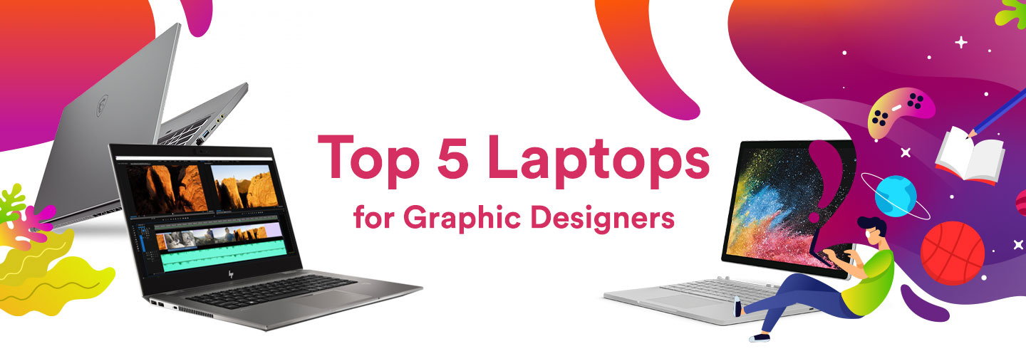 Best graphic design laptops at PB Tech