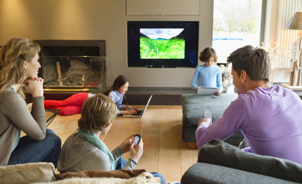 Wi-Fi 6 is ideal for multi-device households