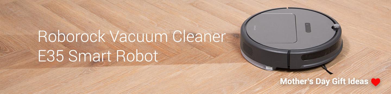 Mother's Day Gift Ideas at Mi Store - Roborock Vacuum E35 Smart Robot