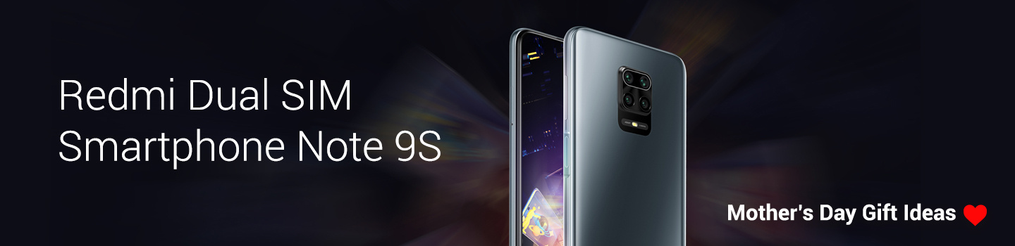 Mother's Day Gift Ideas - Redmi Note 9S