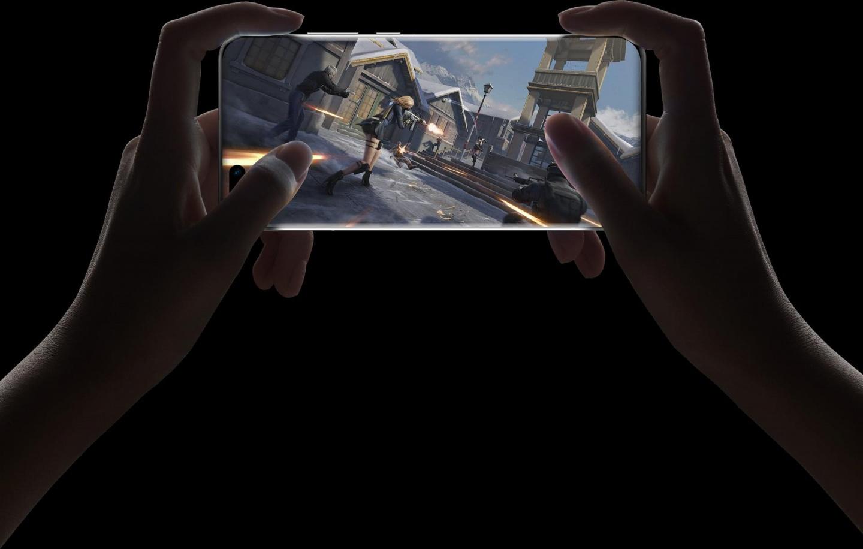 huawei p40 pro immersive gaming