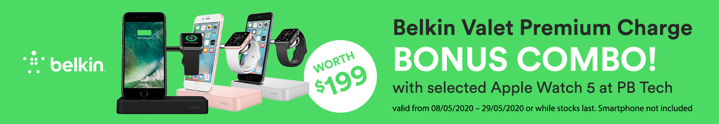 Picture of Belkin Bonus at PB Tech