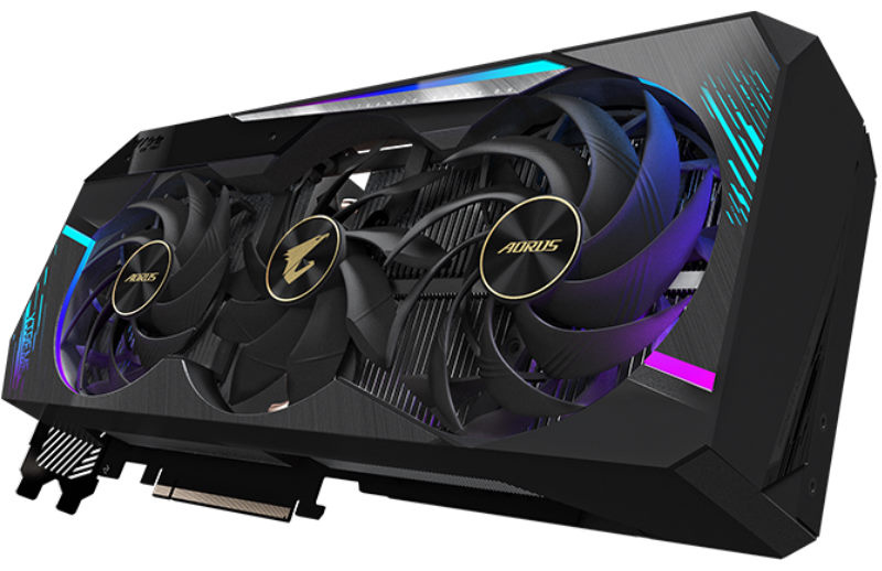 Aorus RTX 3090 Xtreme Graphics Card