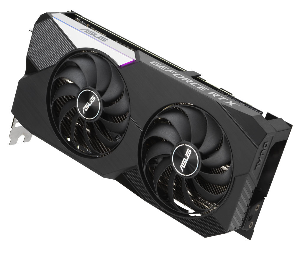 Asus DUAL RTX 3070 Graphics Card