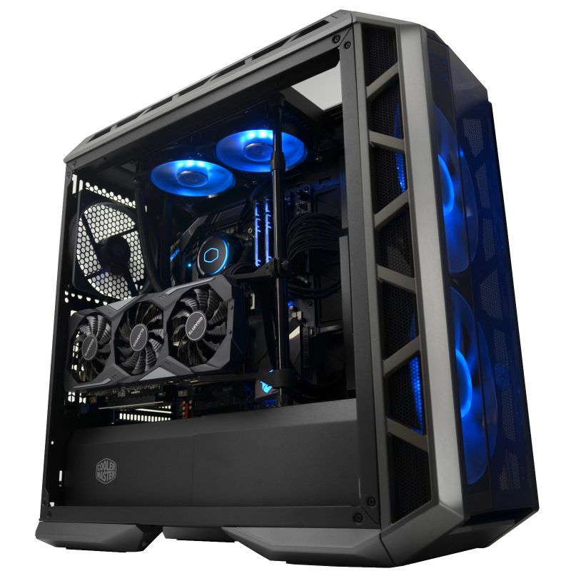 Picture of H500P Custom Gaming PC Build