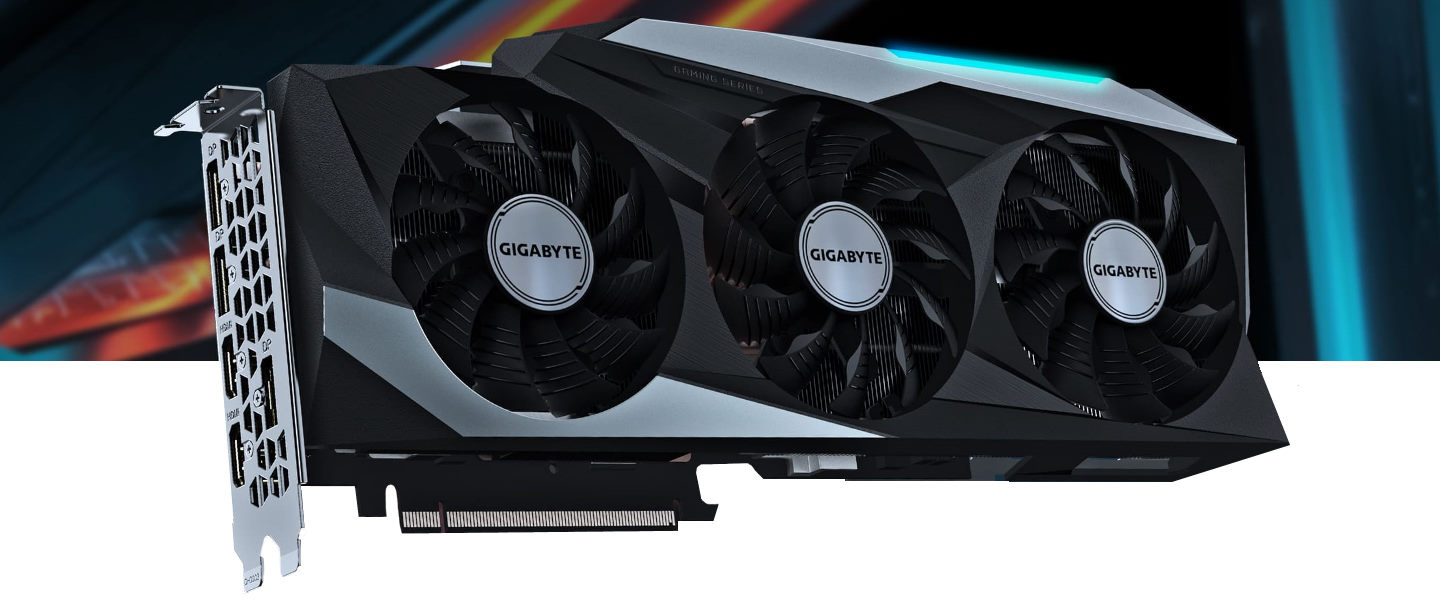 Picture of RTX 3080 at PB Tech New Zealand
