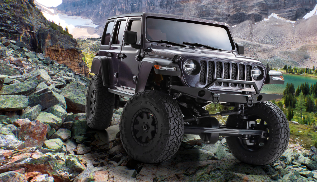 Jeep®?WRANGLER UNLIMITED RUBICON