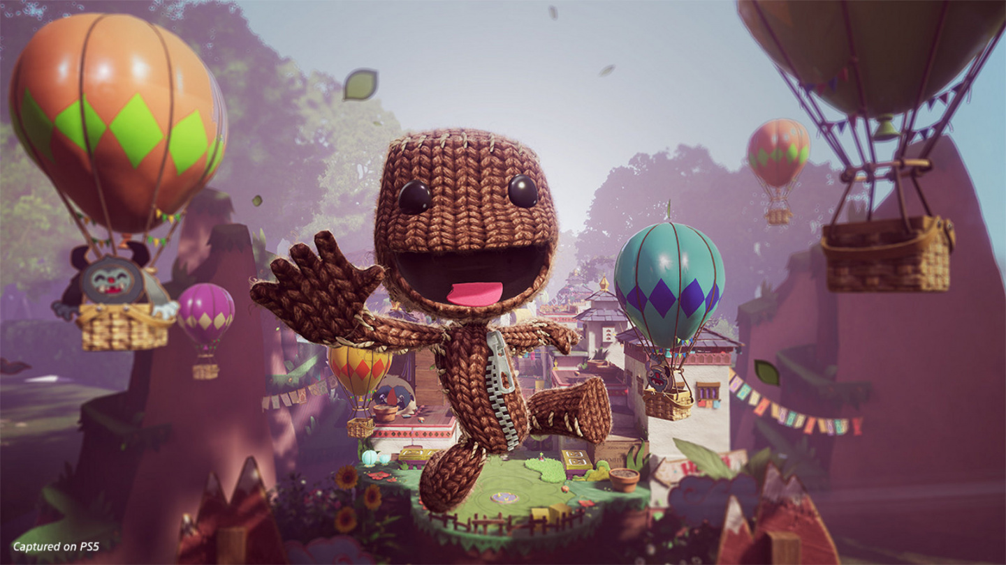 Picture of Sackboy