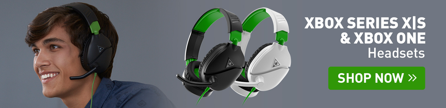 Turtle Beach Xbox Gaming Headsets at PB Tech