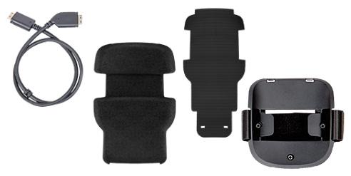Picture of HTC Vive VR headset attachment clip