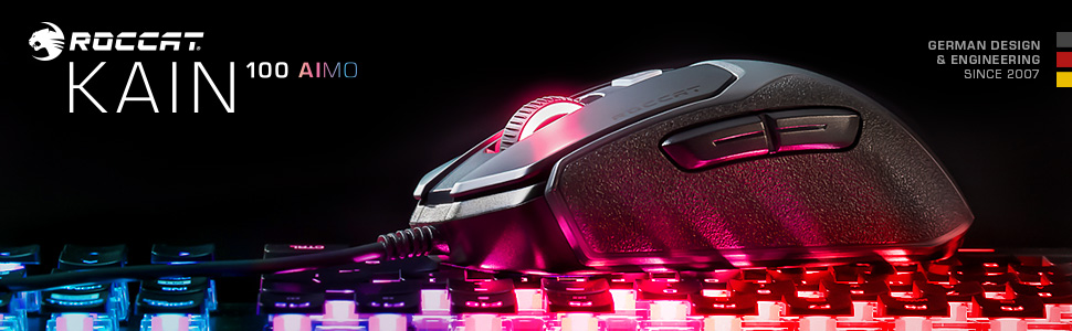 gaming mouse, PC gaming, ROCCAT, Turtle Beach