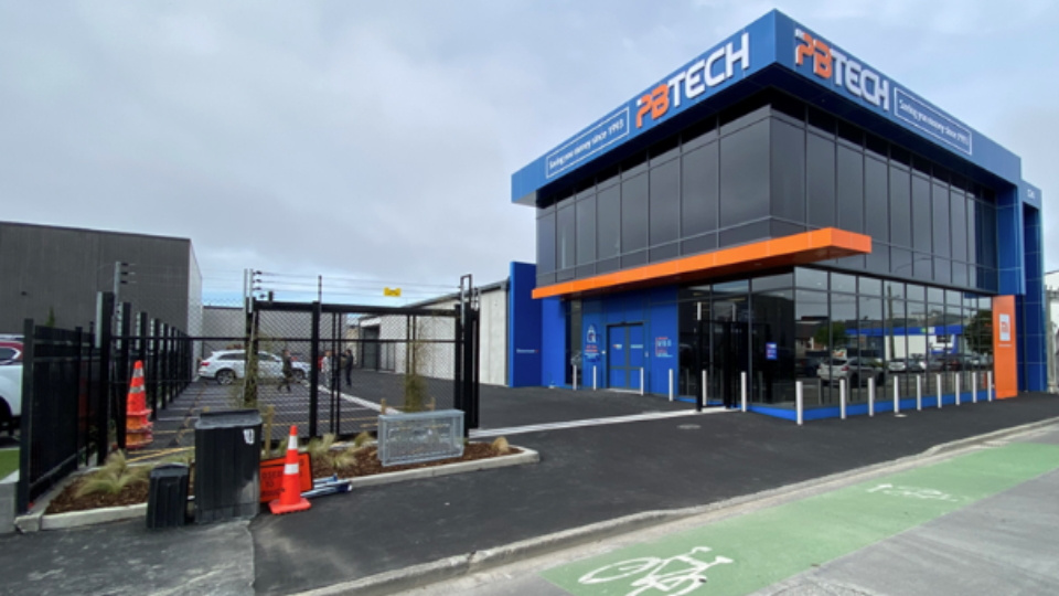 We Have Expanded Christchurch Central Pb Tech Store Now Open Pbtech Co Nz