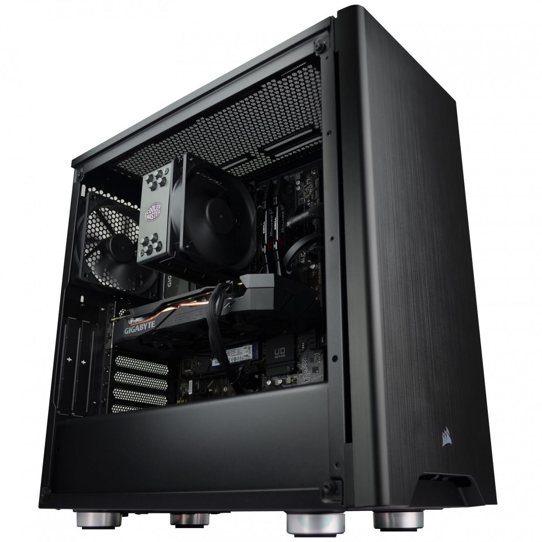 Picture of Corsair 275R Custom Gaming PC build