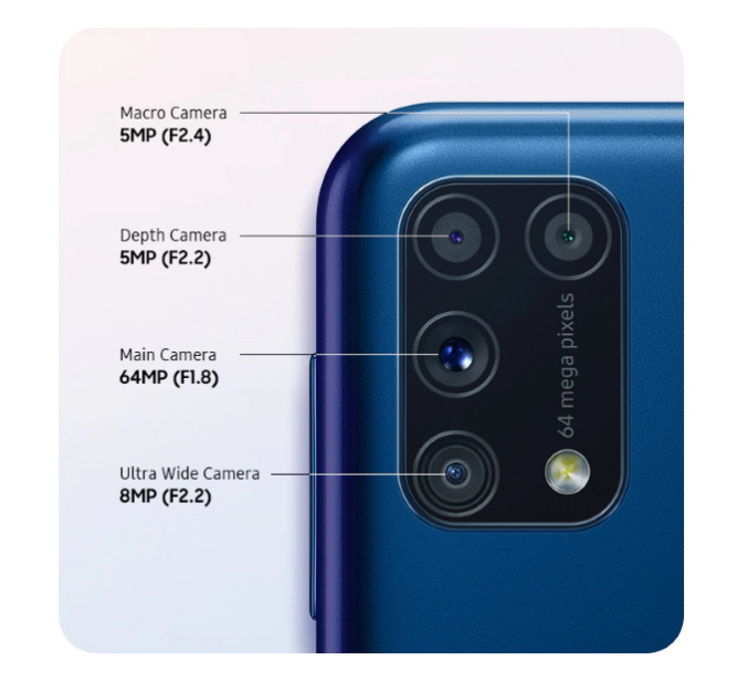 Picture of M31 Camera