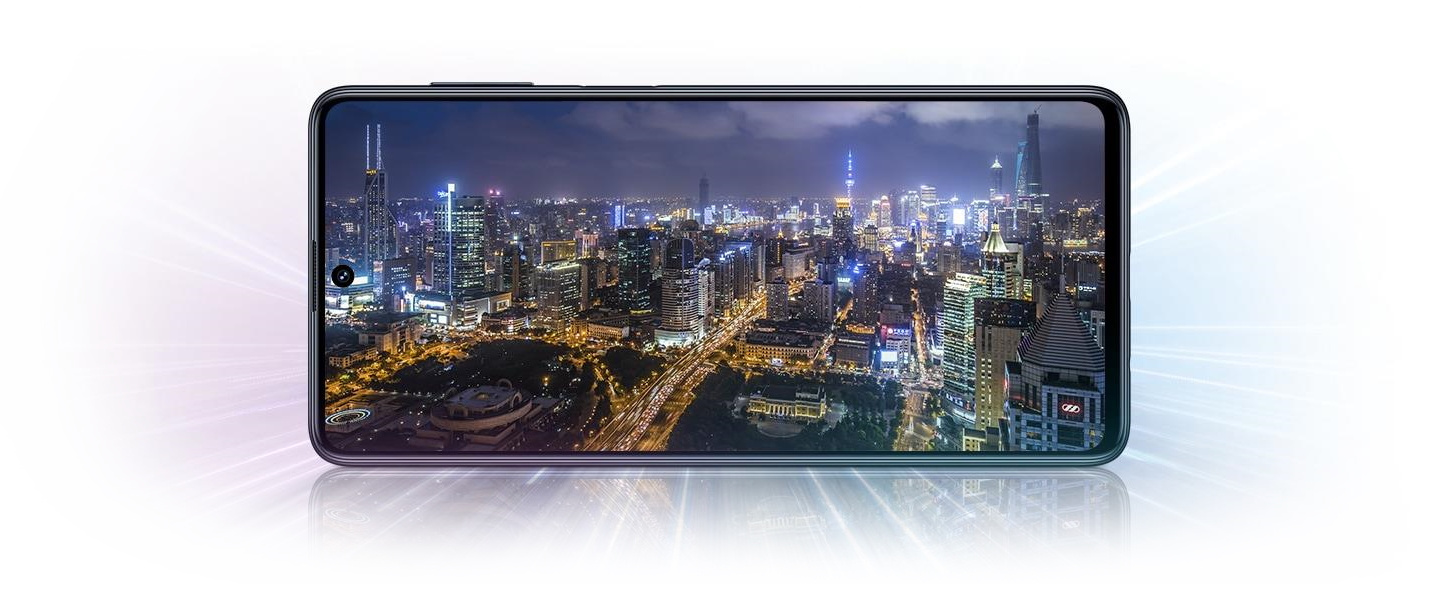 Picture of M51 smartphone from Samsung