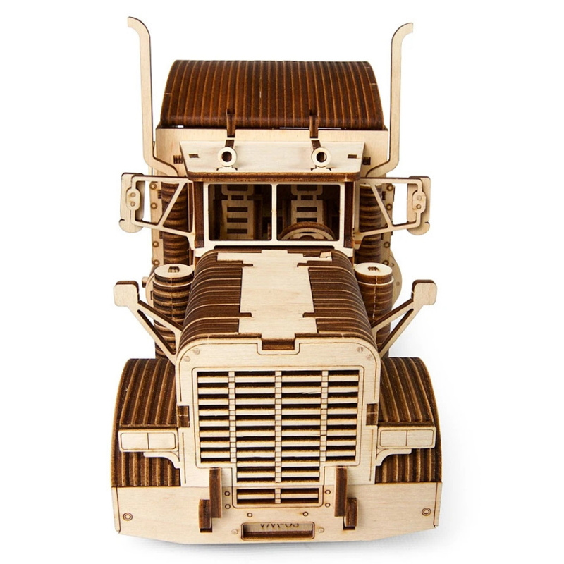 Picture of UGear Truck wooden model kit