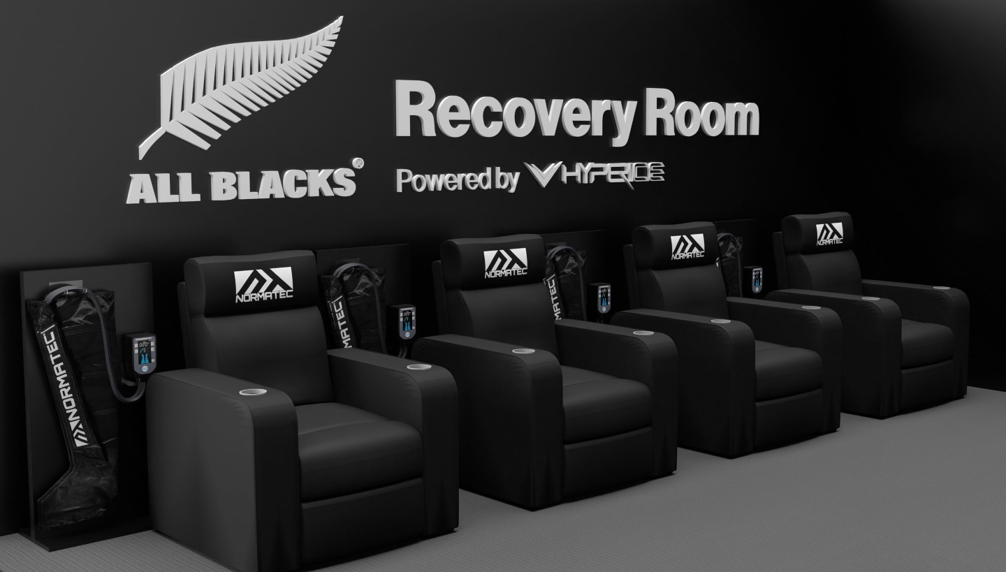 Picture of HyperIce All Blacks Recovery Room