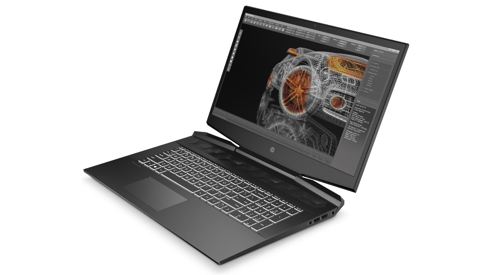Picture of HP Pavilion 15 Gaming Laptop front side