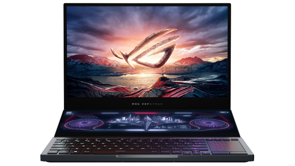 Picture of Asus Zephyus Gaming Laptop