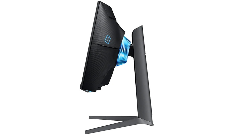 Picture of Samsung Odyssey G7 Gaming Monitor adjustable stand
