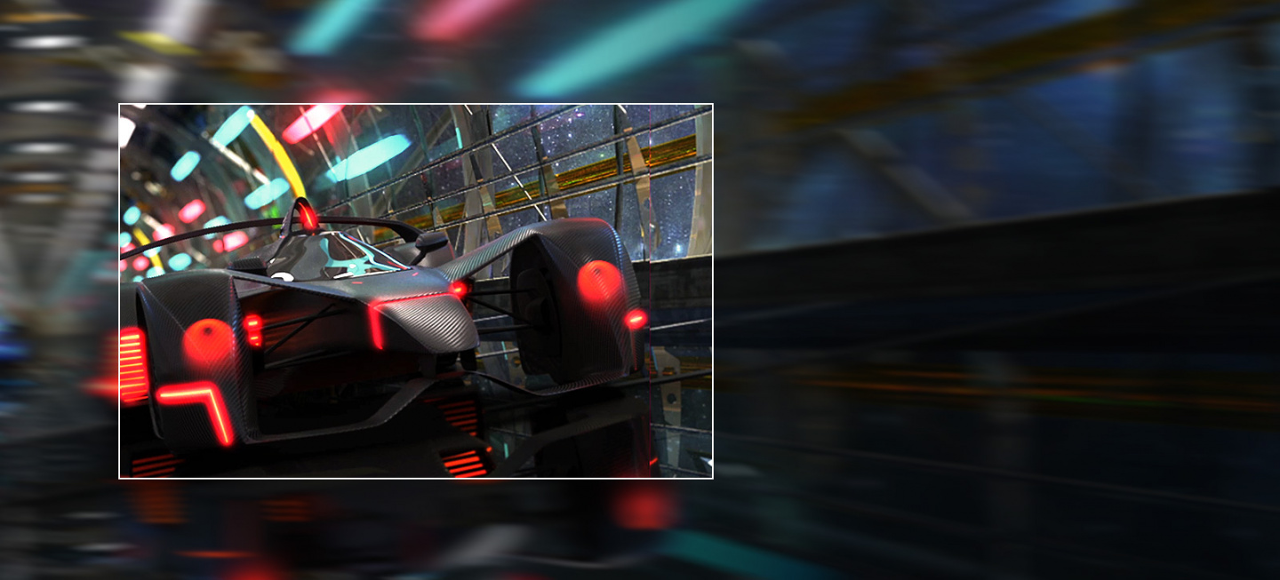 Reduced Blur and Ghosting in Gaming with 1Ms Mbr