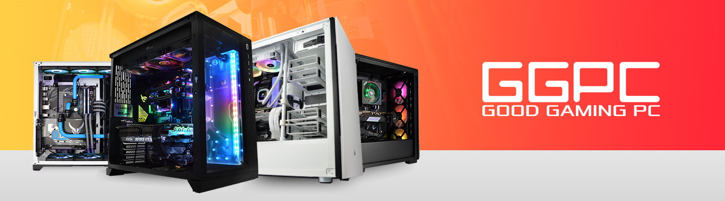 GGPC Custom Gaming PC Builds at PB Tech