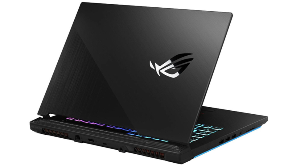 Picture of Asus ROG Strix G15 laptop front