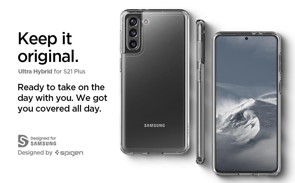 Galaxy S21 Plus case
