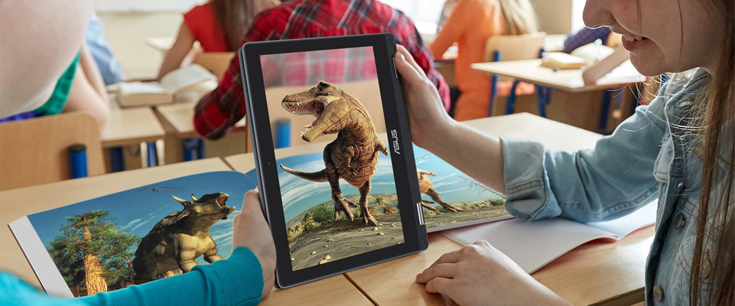 Some of the more premium devices will boast the ability to use AR, bringing your learning to life.