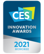 CES 2021 Innovation Awards Honoree