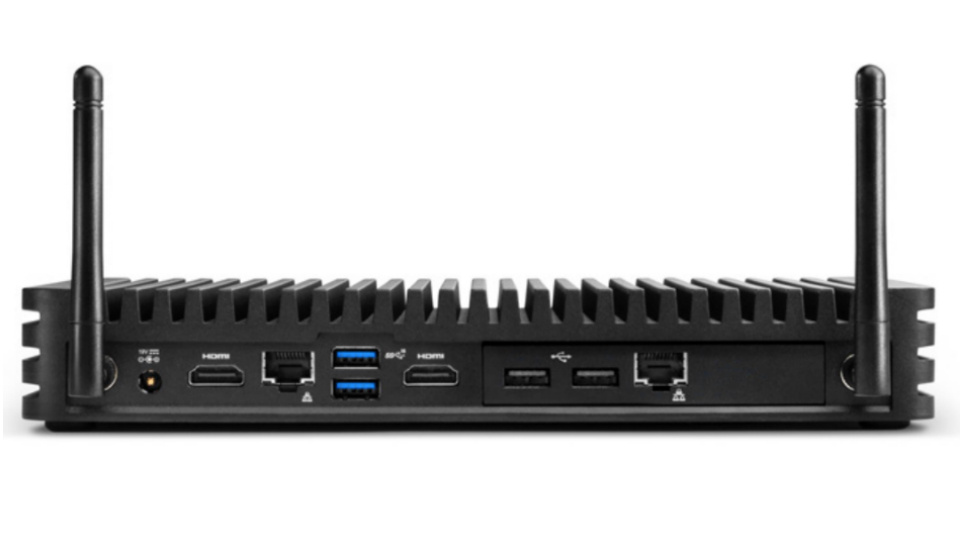 Picture of NUC Elements Rugged Dual Lan Chassis