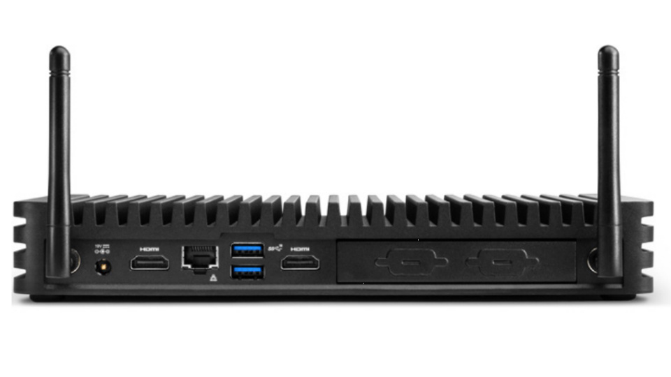 Picture of NUC Elements Rugged Expandable Chassis