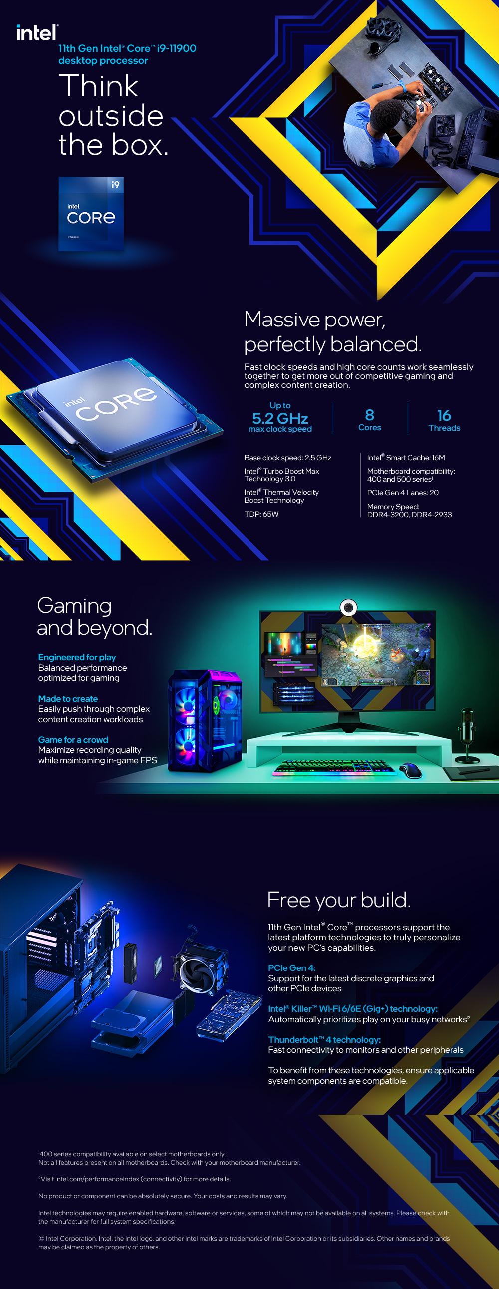 Intel Core i7-11900
