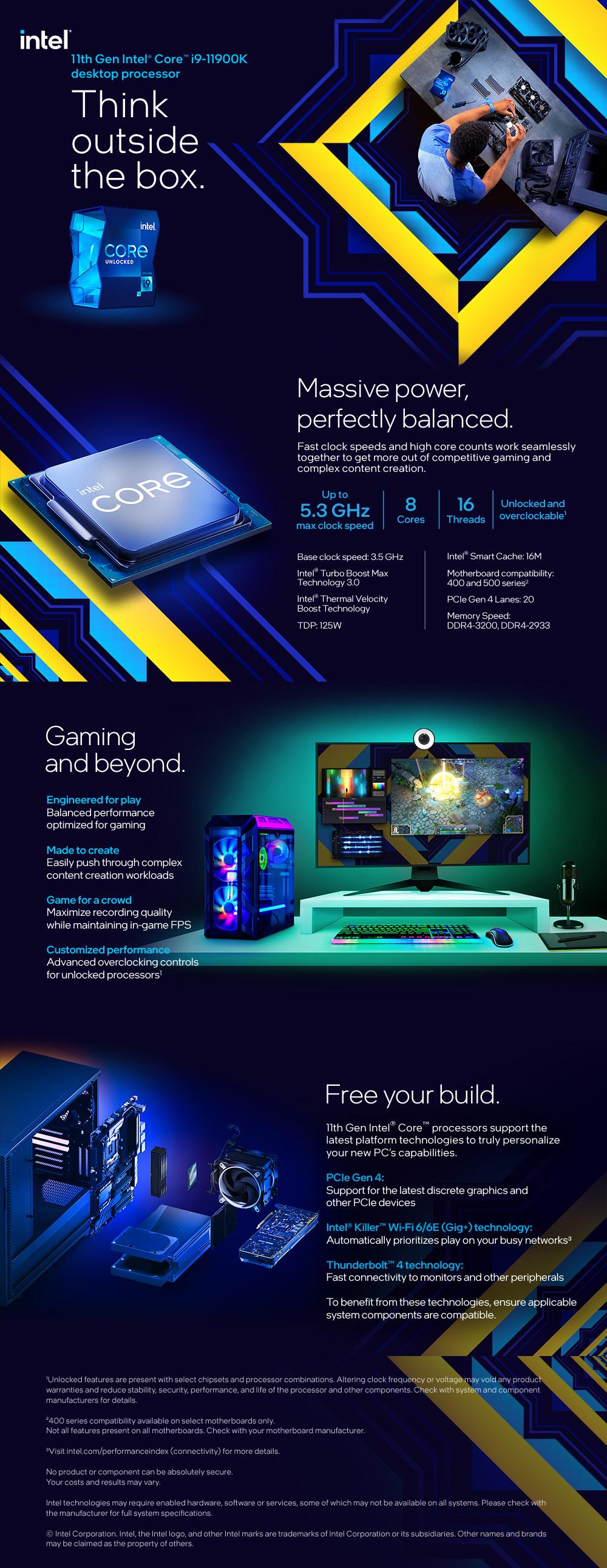 Intel Core i7-11900k