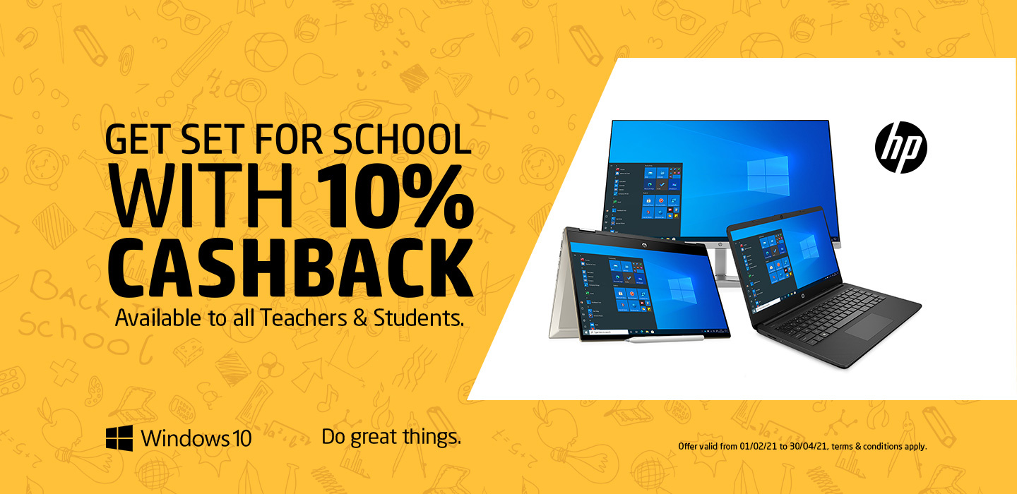 HP Education Discount