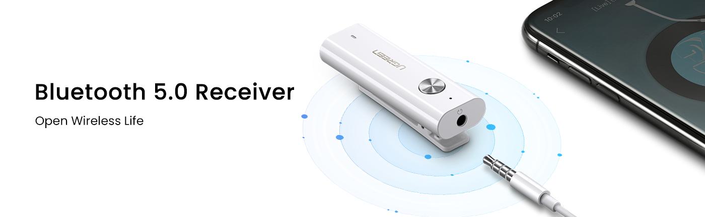 Bluetooth 5.0 Receiver