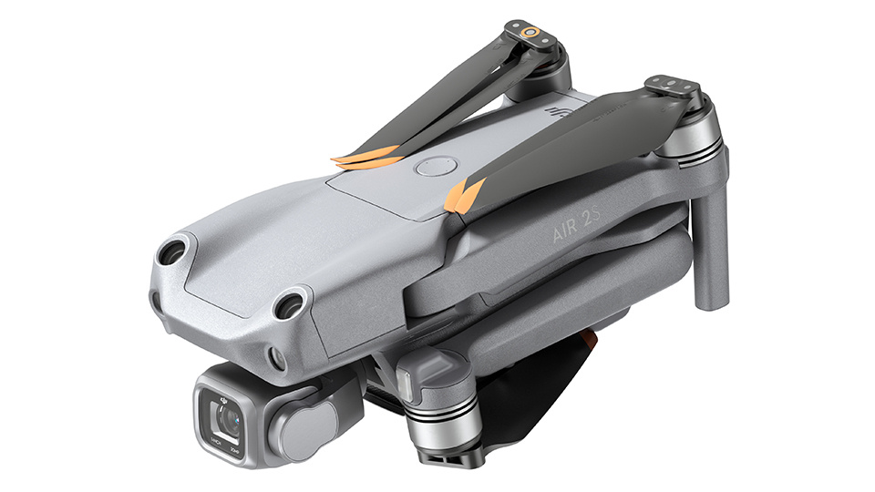 The ability to fold the drone up makes this a great, compact option for content creators on the go!