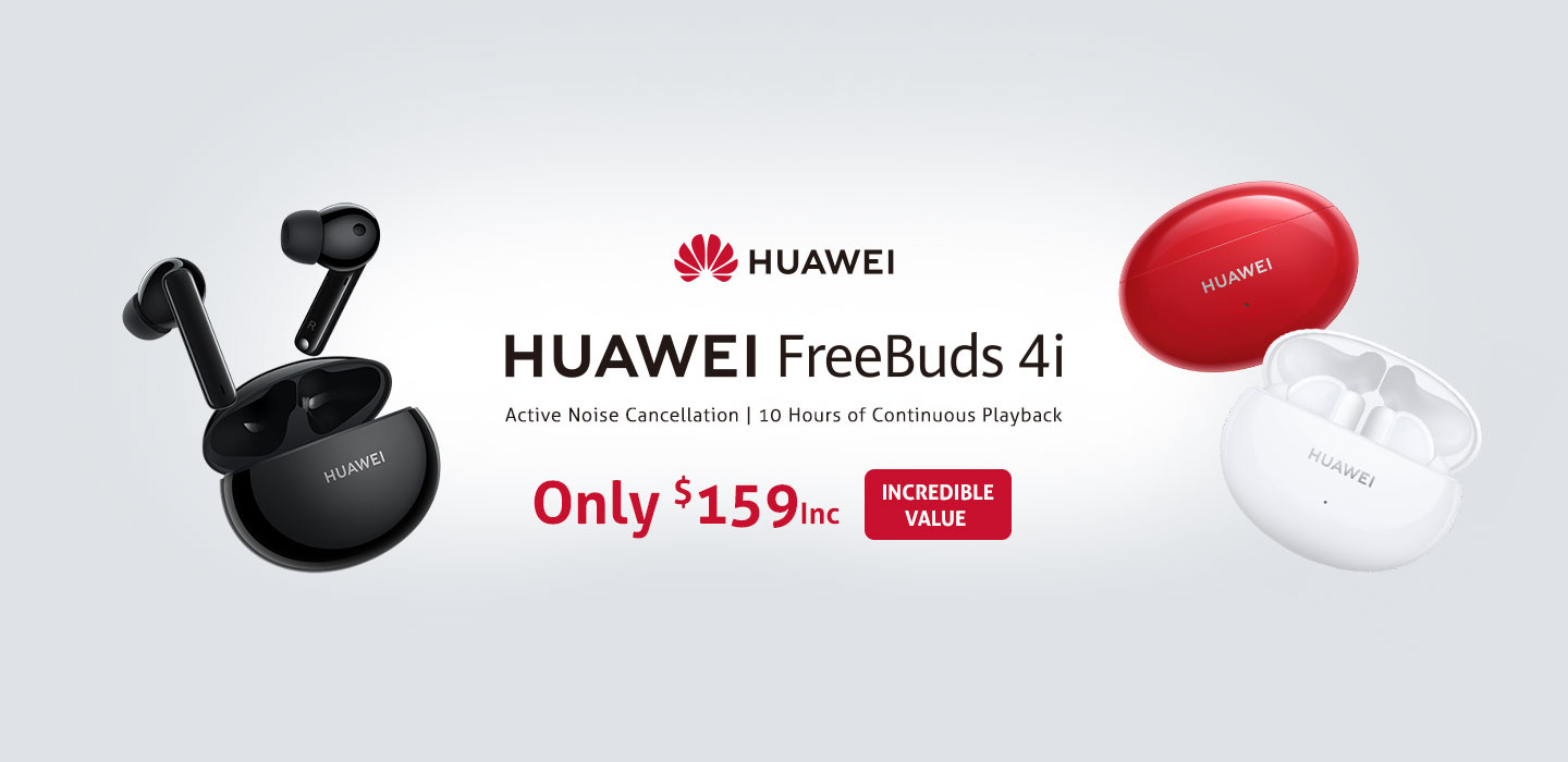 Huawei Freebuds 4i – Now Available