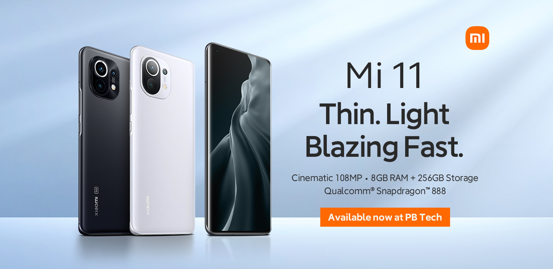 Mi 11 - Buy Now