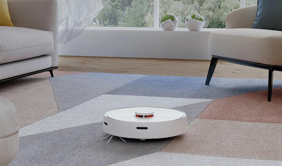 Roborock S6 Smart Robot Vacuum.