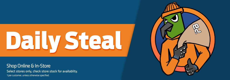 PB Tech Daily Steal header