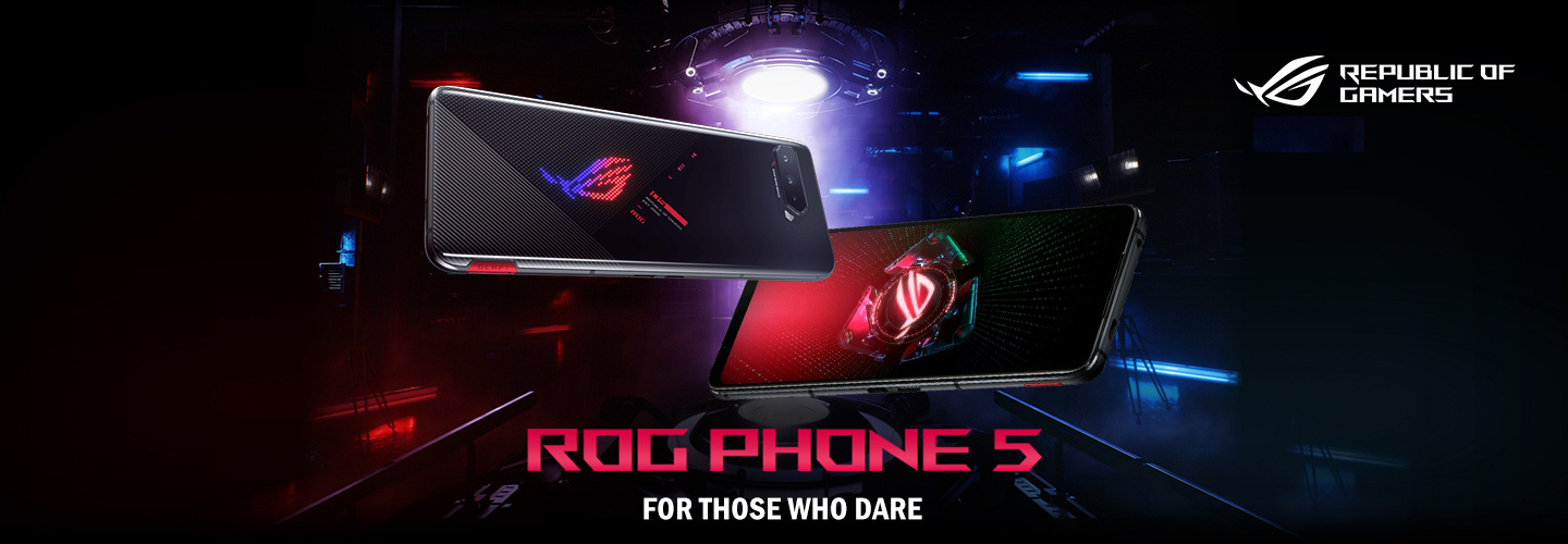 Picture of Asus ROG Phone 5 at PB Tech New Zealand