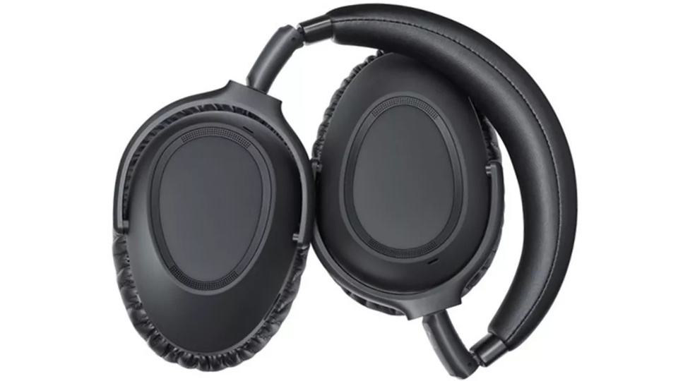 Picture of Sennheiser PXC550-II Wireless Headphones egg shaped touch panels