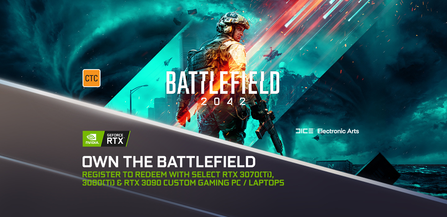 Picture of Battlefield 2042 Game Bundle Offer at PB Tech