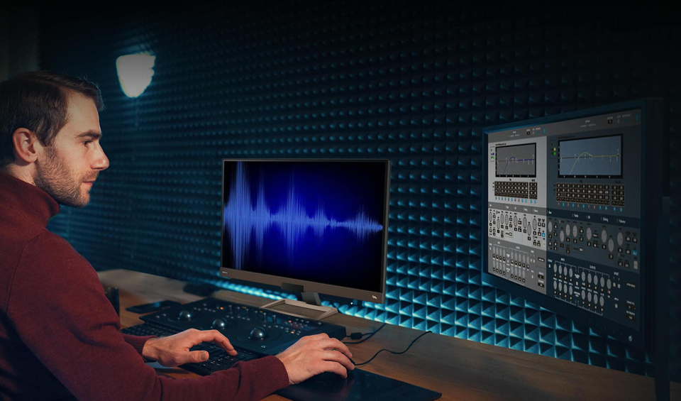 Premium sound adds new dimension and depth.