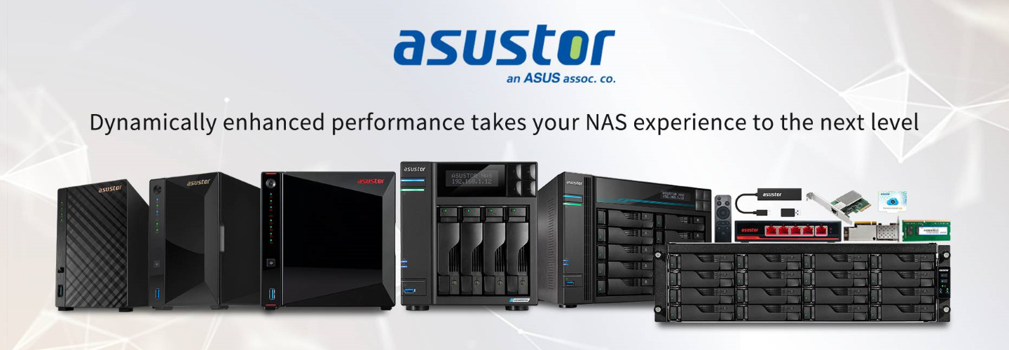Picture of Asustor at PB Tech