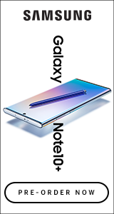 Buy the Samsung Galaxy Note 10+ LED View Flip Cover- Silver,Light
