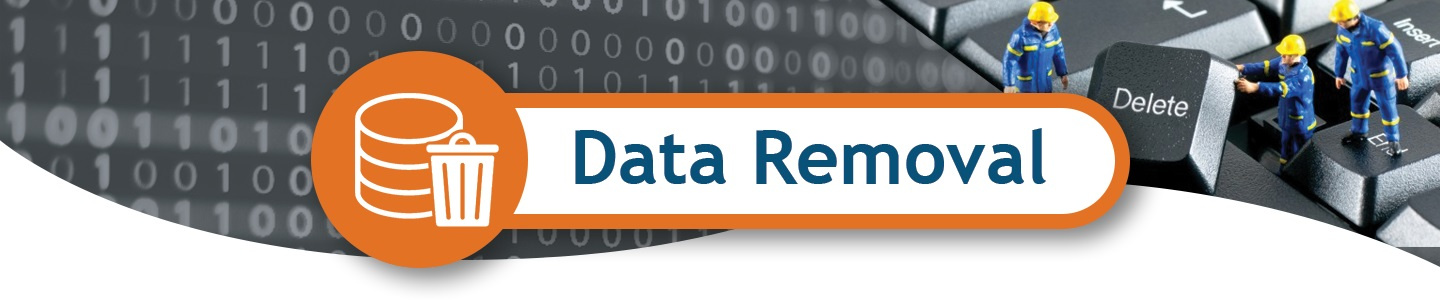 data removal header