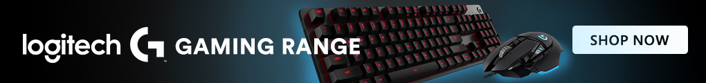 Shop Logitech G Gaming Headsets, Mice, Keyboards and more at PB Tech